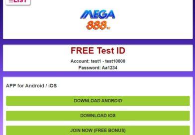 MEGA888 ORIGINAL